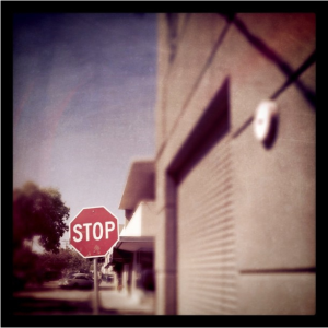 Instagram's new radial tilt-shift feature