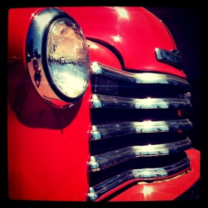 Red Truck from #instawalksj - Keepsy