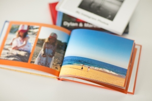 Print a book from your iPhone with Keepsy